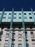 Mailand 2013 Italien, modernes Buiding Lizenzfreies Stockfoto