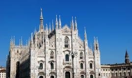 Mailand-Kathedrale Lizenzfreie Stockbilder