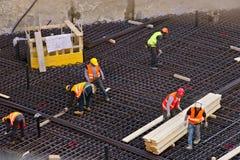 mailand 21. M?rz 2019 Baustelle für Neubau im Geschäftsgebietbereich stockbilder