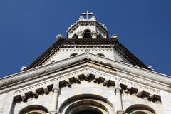 Mailand - monumentaler Kirchhof Lizenzfreie Stockfotos