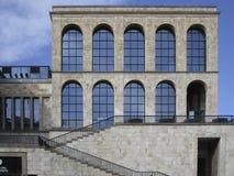 Mailand, Museum des Jahrhunderts xx stockfotografie
