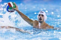 MAILAND, AM 11. OKTOBER: A Sho Di Fulvio (Bpm-Sport-Management) Lizenzfreies Stockbild