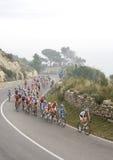 Mailand-Sanremo Schleife-Rennen 2011 Lizenzfreie Stockbilder