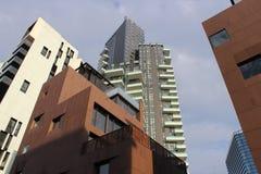 Mailand-Stadt Stockbilder