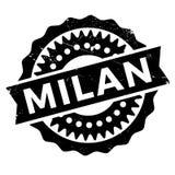 Mailand-Stempelgummischmutz Lizenzfreies Stockfoto