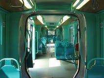 Mailand-Tunnel-bohrwagenförderwagen Lizenzfreie Stockfotografie