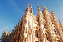 MailandDuomo Stockfotos