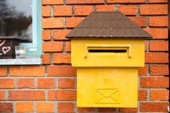 mailbox Επικοινωνία μεταξύ των ανθρώπων στοκ εικόνα με δικαίωμα ελεύθερης χρήσης