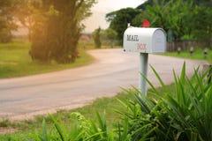 mailbox στοκ εικόνα