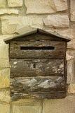 mailbox Photo libre de droits