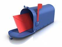Mailbox Royalty Free Stock Photos