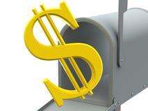 Mailbox. Royalty Free Stock Photo