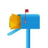 mailbox διανυσματική απεικόνιση