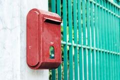 mailbox Immagini Stock