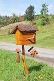 mailbox Obraz Stock