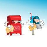 mailbox Stockfotos