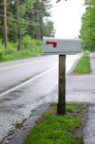 mailbox fotografie stock libere da diritti