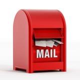 mailbox ilustracja wektor