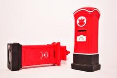 mailbox стоковое изображение rf