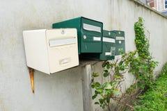 mailbox стоковое изображение