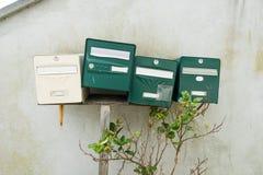 mailbox foto de stock