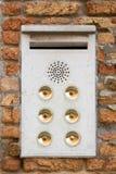 Mailbox doorbell combo. Stock Photography