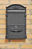Mailbox in gray Stock Images