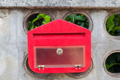 A mailbox Royalty Free Stock Photo