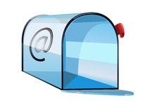 Mailbox icon Stock Image