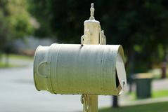 Mailbox Royalty Free Stock Photography