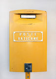 Mailbox at the Vatican, Rome Stock Photos
