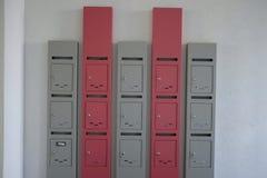 mailboxes Fotos de Stock