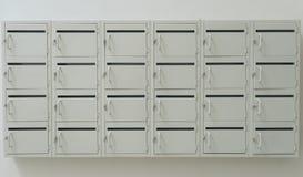 mailboxes стоковая фотография