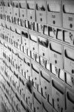 Mailboxes Stockbild