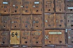 mailboxes Photos libres de droits