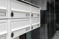 Free Mailboxes Stock Images - 55883454