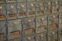 mailboxes Стоковое Фото