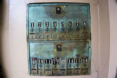 mailboxes στοκ εικόνα με δικαίωμα ελεύθερης χρήσης