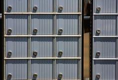 Mailboxes Stock Photo