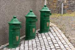 Mailboxes  Stock Photos