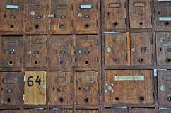 Mailboxes Royalty Free Stock Photos