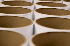Mailing Cylinders Royalty Free Stock Photos