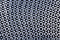 Maille en acier Grille de filtre à air de voiture Texture de gril en métal de vehic Image libre de droits