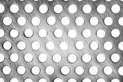 Maille en métal Photo libre de droits