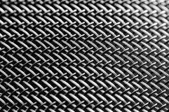 Maille en métal Milieux ou texture Images stock