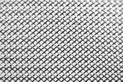 Maille en métal Milieux ou texture Images libres de droits