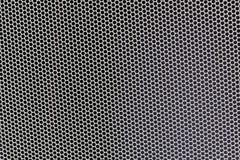 Maille grise en métal Image libre de droits