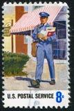 mailman Στοκ Εικόνες