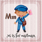 Mailman Stock Images