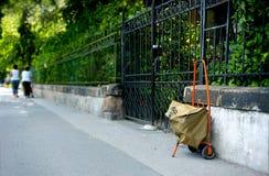 mailman s мешка Стоковое Изображение RF